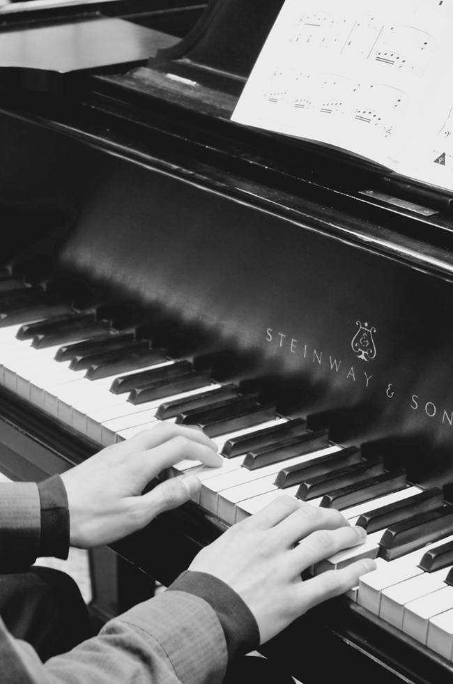 Steinway Piano Recital