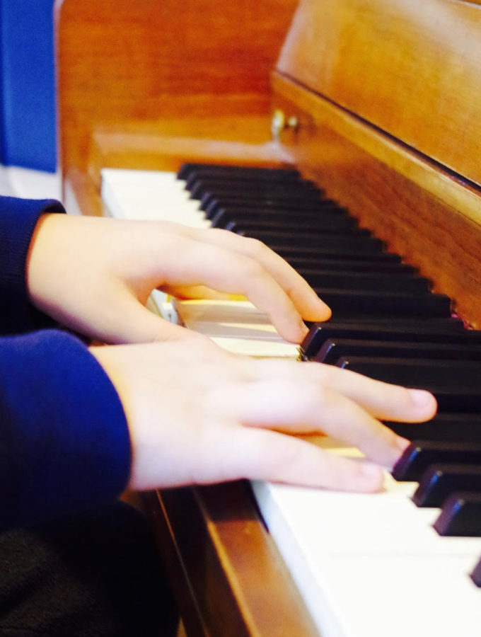 Why I Let My Son Quit Piano Lessons