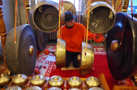 Gamelan Gongs