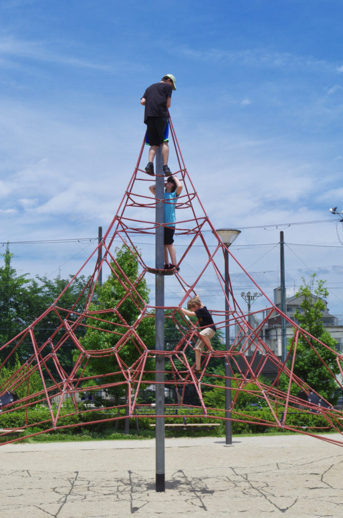 A Kyoto Playground