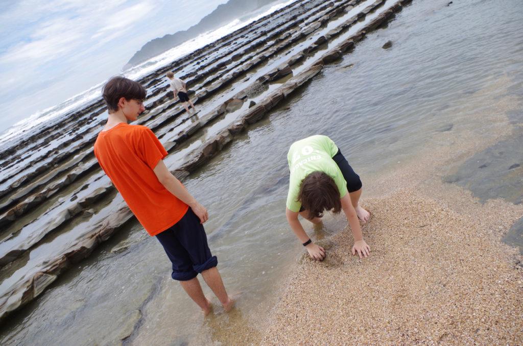 Seaside in Japan