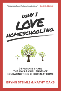 why-I-love-homeschooling-book