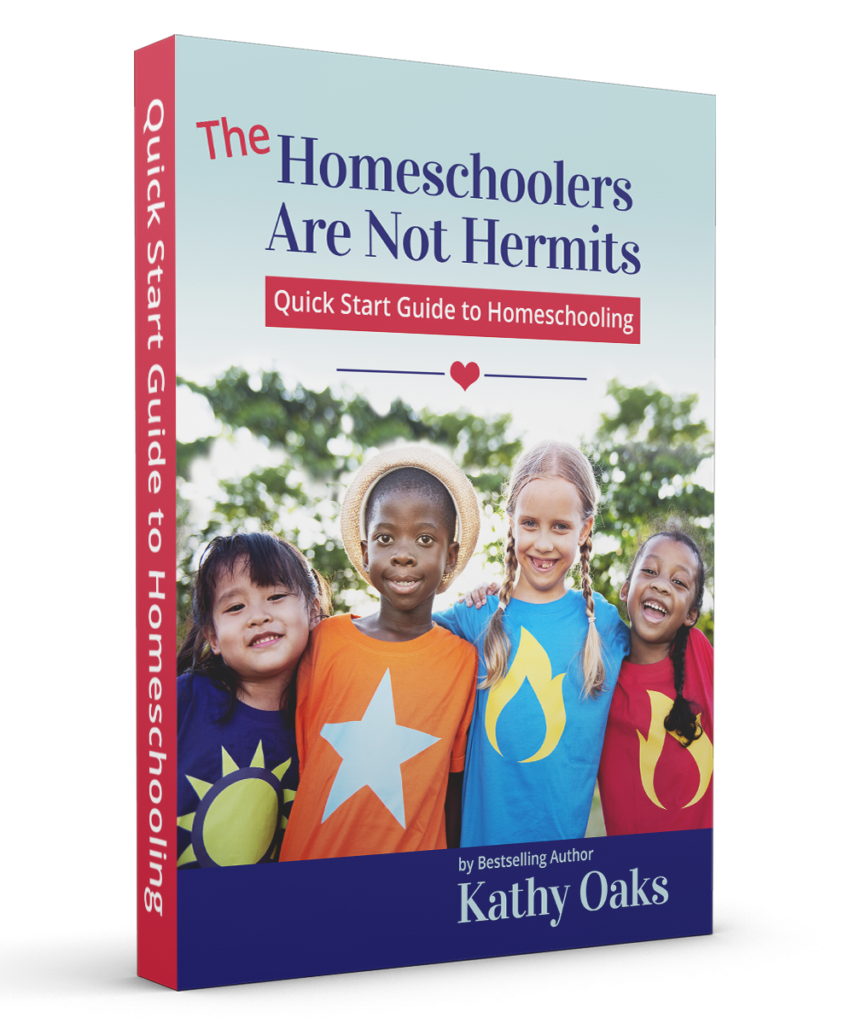 The Homeschoolers Are Not Hermits Quick Start Guide